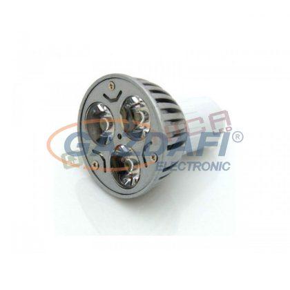 OPTONICA SP1301 LED fényforrás E27 3W 220V 240lm 6000K 40° 50x60mm IP20 A+ 25000h