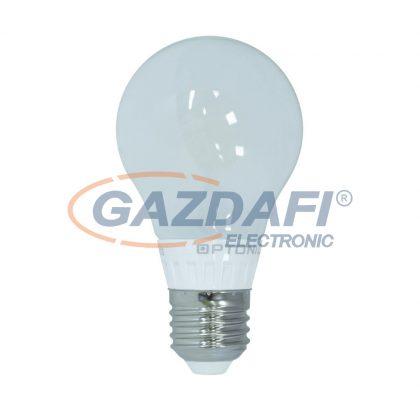 LED fényforrás E27 6W FILAMENT 2700K - MIN 5PCS-FROSTED FILAMENT