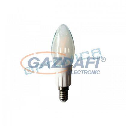 OPTONICA SP1433 LED fényforrás,filament E14 3W 220V 360lm 2700K 300° 30x110mm IP20 A+ 25000h