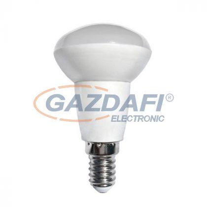 OPTONICA SP1440 LED fényforrás E14 R50 6W 170-265V 480lm 2700K 180° 50x85mm IP20 A+ 25000h