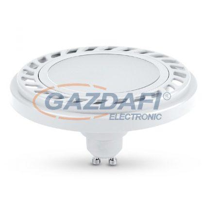 OPTONICA SP1536 LED fényforrás,dimmelhető AR111 GU10 15W 175-265V 1100lm 2700K 30° 111x58mm IP20 A+ 25000h