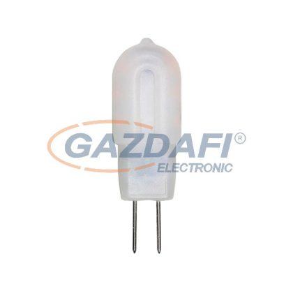 OPTONICA SP1616 LED fényforrás G4 2W DC12V 170lm 4500K 360° 10x30mm IP20 A+ 25000h
