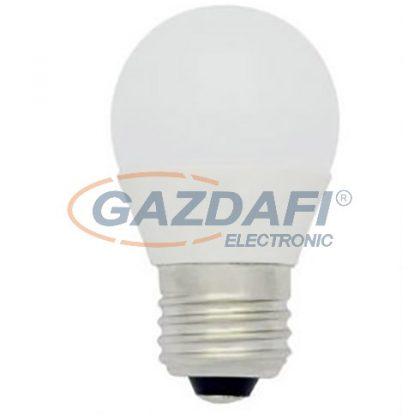 OPTONICA SP1736 LED fényforrás G45 E27 4W 175-265V 320lm 6000K 180° 45x75mm IP20 A+ 25000h