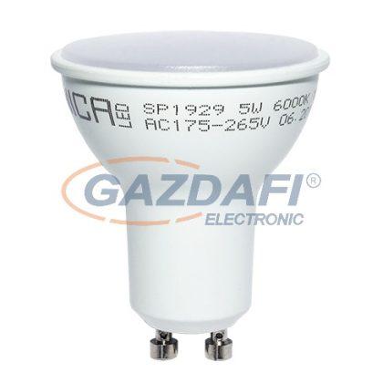 OPTONICA SP1769 LED fényforrás GU10 5W 175-265V 320lm 700K 110° 50x55mm IP20 A+ 25000h