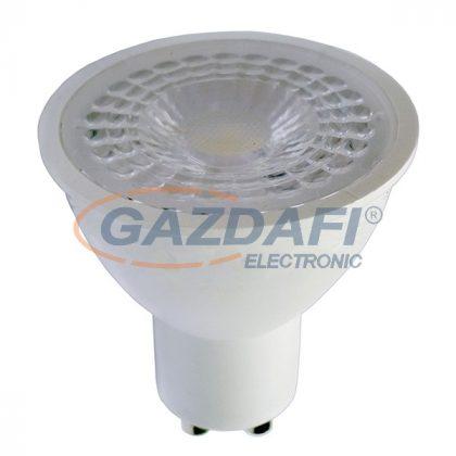 OPTONICA SP1936 LED fényforrás GU10 5W 175-265V 400lm 4500K 38° 50x57mm IP20 A+ 25000h