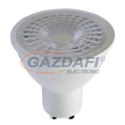 OPTONICA SP1939 LED fényforrás GU10 7W 175-265V 560lm 4500K 38° 50x57mm IP20 A+ 25000h