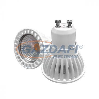 OPTONICA SP1959 LED SPOT fényforrás GU10 4W/220V 50° COB 2700K