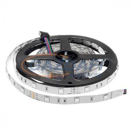 OPTONICA ST4311 LED szalag beltéri RGB 30ledes 7,2W/m 12V 70lm/W 120° 5000x10x2mm IP20 A+ 25000h
