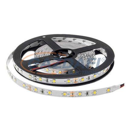 OPTONICA ST4700 LED szalag beltéri 60ledes 4,8W/m 12V 50lm/W 4500K 120° 5000x8x2mm IP20 A+ 35000h