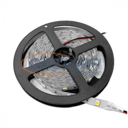 OPTONICA ST4823 LED szalag beltéri,piros 60ledes 14,4W/m 12V 50lm/W 120° 5000x10x2mm IP20 A+ 35000h