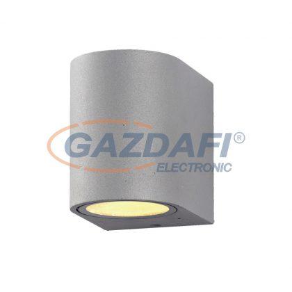 OPTONICA WL7433 fali lámpa alumínium ezüst  IP54 GU10  AC220-240V