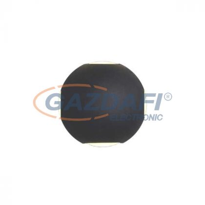 OPTONICA WL7488 LED falilámpa CREE AC100-240V 4W IP54 380LM fekete 3000K
