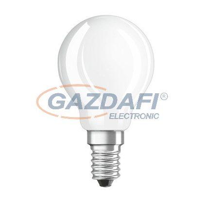 OSRAM Parathom CL LED kisgömb filament fényforrás E14 4W 2700K