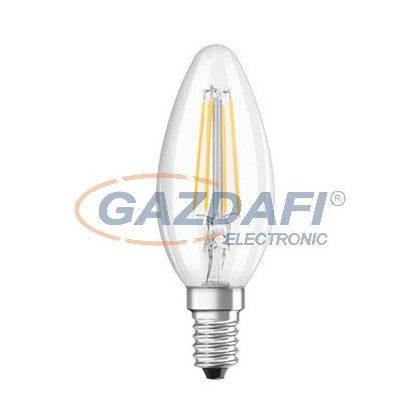 OSRAM Parathom B35 Filament LED fényforrás E14, 4W, 470Lm, 240V, 2700K