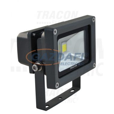 TRACON R-SMD-10W Fényvető SMD fényforrással 10W, 4500K, IP65, 100-240V AC, 700lm,EEI=A
