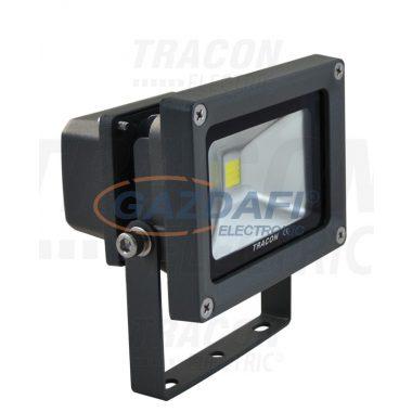 TRACON R-SMD-10WW Fényvető SMD fényforrással 10 W, 2700 K, IP65, 100-240 V AC, 700 lm, EEI=A