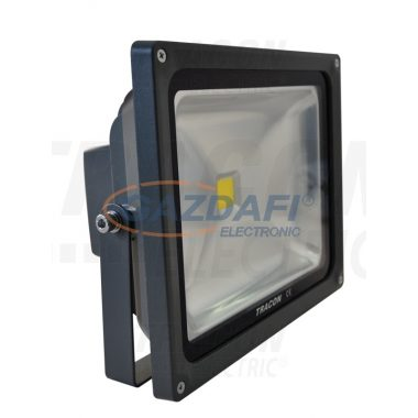 TRACON R-SMD-50WW Fényvető SMD fényforrással 50 W, 2700 K, IP65, 100-240 V AC, 3500 lm, EEI=A