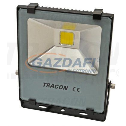 TRACON RSMDS30W Fényvető SMD fényforrással 100-240 V AC, 30 W, 2400 lm, 4500 K; IP65, EEI=A
