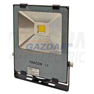 TRACON RSMDS50W Fényvető SMD fényforrással 100-240 V AC, 50 W, 4000 lm, 4500 K; IP65, EEI=A