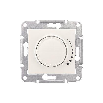 SCHNEIDER SDN2200523 SEDNA Fényerőszabályzó, rezisztív/induktív,60- 500VA, váltókapcsolásba köthető, krém