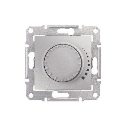 SCHNEIDER SDN2200560 SEDNA Fényerőszabályzó, rezisztív/induktív,60- 500VA, váltókapcsolásba köthető, alumínium
