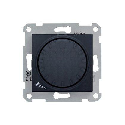 SCHNEIDER SDN2200970 SEDNA Fényerőszabályzó, rezisztív/induktív, 1000VA, grafit