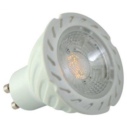 S&G LED fényforrás, COB, 7W, 560 lm, 3000K, GU10, 230V