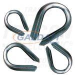 TRACON SZIV-4 Kötélszív kötél-és sodronyvégződések kialakítására, acél d=3-4mm
