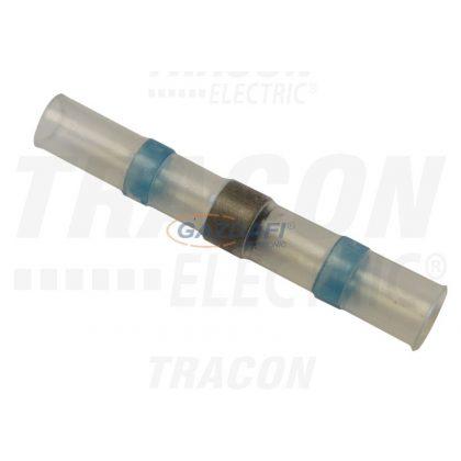 TRACON THSN2-5 Hőre zsugorodó hüvely ónnal, 10 db/csomag