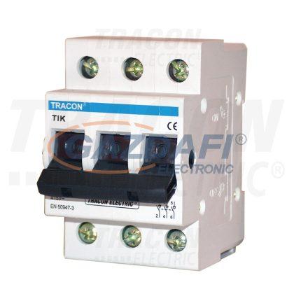 TRACON TIK3-100 Leválasztó kapcsoló 3P, 100A