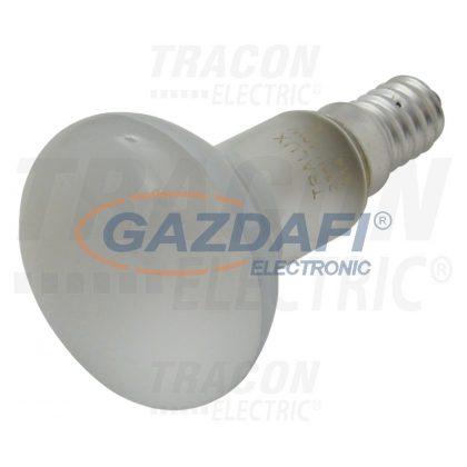 TRACON TLRL-R63-E27-40 Reflektorlámpa, átlátszó