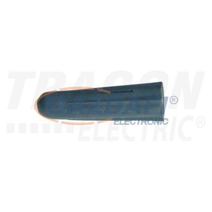 TRACON TN8 Négyszögletes tipli, sötétszürke M8×34mm, PE