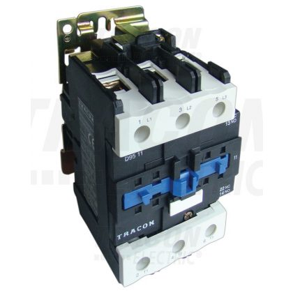 TRACON TR1D6511 Kontaktor 660V, 50Hz, 65A, 30kW, 230V AC, 3×NO+(1×NO+1×NC)