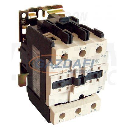 TRACON TR1F4011V7 Kontaktor 660V, 50Hz, 40A, 18,5kW, 400V AC, 3×NO+(1×NO+1×NC)