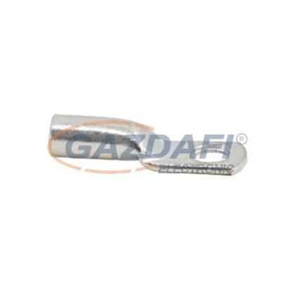 TRACON CLH16-8 Szigeteletlen szemes csősaru,ónozott elektrolitréz16mm2, M8, (d1=8.2mm, d2=6.8mm)
