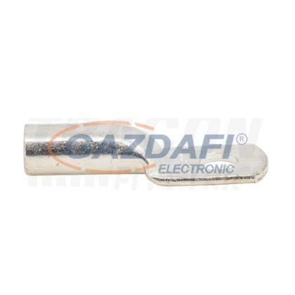 TRACON CLH35-8 Szigeteletlen szemes csősaru,ónozott elektrolitréz35mm2, M10, (d1=8.2mm, d2=8.8mm)