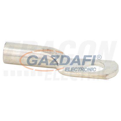 TRACON CLH4-5 Szigeteletlen szemes csősaru,ónozott elektrolitréz 4mm2, M5, (d1=3.8mm, d2=5.4mm)