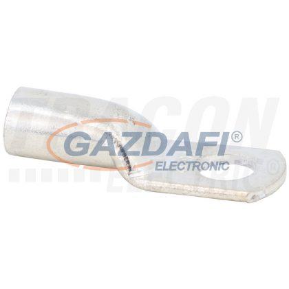 TRACON CLH70-8 Szigeteletlen szemes csősaru,ónozott elektrolitréz 70mm2, M8, (d1=12.6mm, d2=8.4mm)