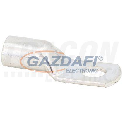 TRACON CLH95-10 Szigeteletlen szemes csősaru,ónozott elektrolitréz 95mm2, M10, (d1=15.2mm, d2=10.5mm)