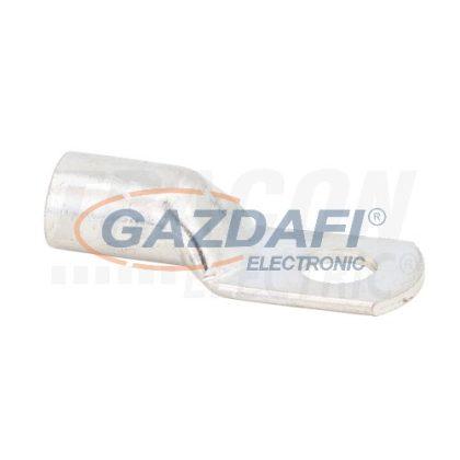 TRACON CLH95-12 Szigeteletlen szemes csősaru,ónozott elektrolitréz95mm2, M12, (d1=12.4mm, d2=15.2mm)