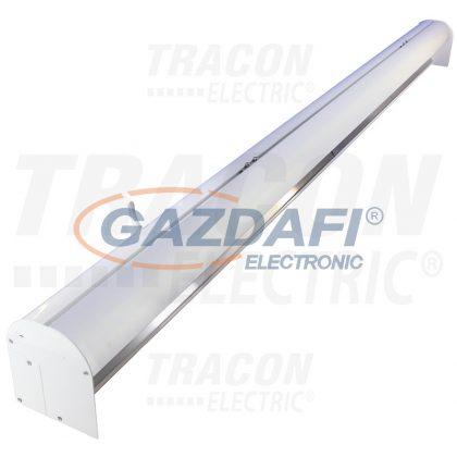 TRACON LTV45W LED táblavilágító osztálytermekbe, aszimmetrikus 200-240 VAC, 45 W, 3600 lm, 5000 K, UGR16