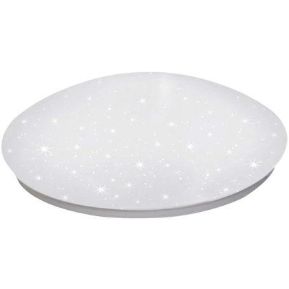 TRACON MF12NW Csillagos égbolt effektes beltéri LED mennyezeti lámpa230 V, 50 Hz, 12 W, 720 lm, 4000 K, IP20, EEI=A