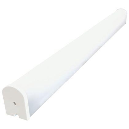 TRACON TLFLED20NW Védett integrált LED-es bútorvilágító230 V, 50 Hz, 20 W, 1600 lm, 4000 K, IP44, EEI=A