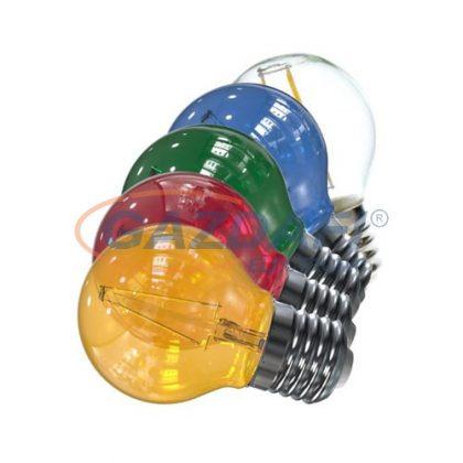 TRONIX 175-790 Filament LED fényforrás szett, G45, 2W, 10 db
