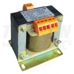 TRACON TVTR-100-D Normál, egyfázisú kistranszformátor 230V / 24-42-110V, max.100VA