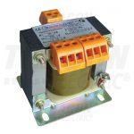 TRACON TVTR-300-C Normál, egyfázisú kistranszformátor 230V / 12-24-42V, max.300 VA
