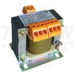 TRACON TVTR-50-B Normál, egyfázisú kistranszformátor 230V / 6-12-24V, max.50VA