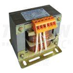 TRACON biztonsági egyfázisú kistranszformátor, 230-400V / 24-42V, max.250VA