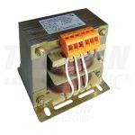 TRACON TVTRB-400-B Biztonsági, egyfázisú kistranszformátor 230-400V / 12-24V, max.400VA