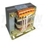 TRACON TVTRB-600-D Biztonsági, egyfázisú kistranszformátor 230-400V / 24-42V, max.600VA